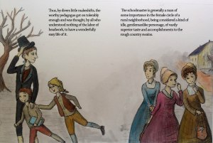 One of the best short stories: The Legend of Sleepy Hollow, part 1