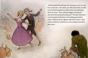 Continuation of Washington Irving's famous short story