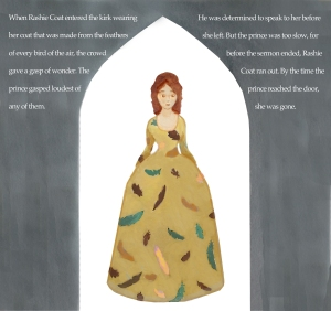 Rashie Coats, the Scottish version of Cinderella's tale: Part 2