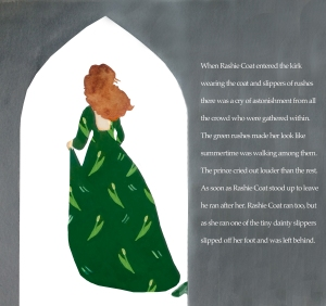 Rashie Coats, the Scottish version of Cinderella's tale: Part 3